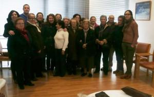 I Aniversario del Club de lectura de Mayores Activ@s en San José del Valle