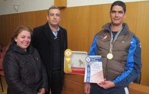 """El canario de origen Vallense """"Ágata Pastel Amarillo Mosaico"""" gana el primer premio del 62º Campeonato Mundial de Ornitología 2014 celebrado en Bari (Italia)."""