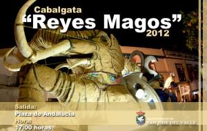 Cabalgata de los Reyes Magos 2012