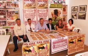 Presentado el Cartel del festival Taurino.
