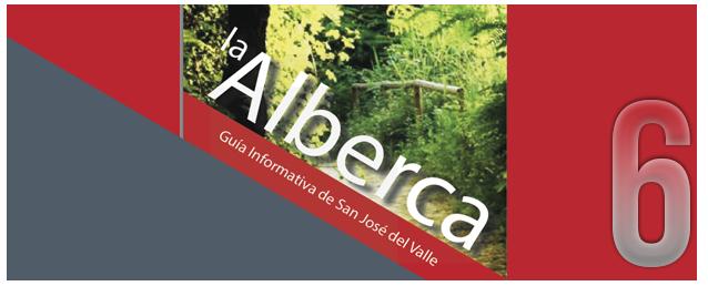 REVISTA LA ALBERCA N6