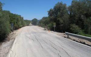 Mejora del acceso al área recreativa en la CA 6103
