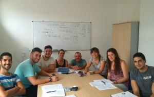 Éxito de participación en el Curso de Inglés para Hostelería ofrecido por la Concejalía de Educación.