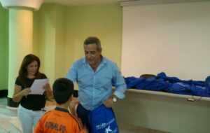 Los vallenses se beneficiarán del programa «Gratuidad Escolar» de diputación.