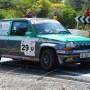 I Rallycrono de San José del Valle, trofeo Diputación de Cádiz.