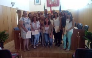 Finaliza el Curso de Ayuda a Domicilio impartido por el Ayuntamiento