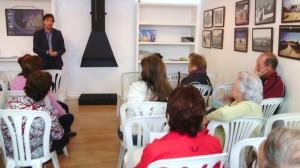 Gran éxito la charla sobre consumo para Mayores Activ@s.