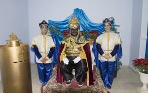 El Cartero Real visitó nuestro pueblo.