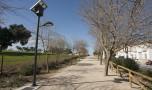 Finalizan las mejoras del Camino Peatonal de entrada a San José del Valle