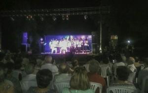 Noche de éxito en la actuación  del coro de Mayores Activ@s