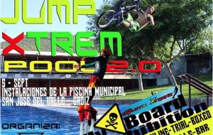 """La II Edición """"Water Jump Xtrem Pool"""" se celebrará el 5 de septiembre en San José del Valle"""