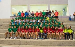 Presentada la Escuela de Fútbol de nuestro pueblo.