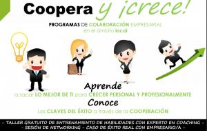 """JORNADA """"COOPERA Y CRECE"""""""