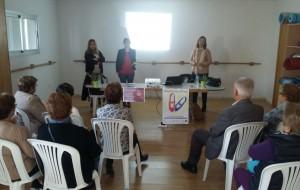 El área de Bienestar Social comienza su programación  dedicada a un mundo sin Violencia de Género.
