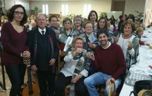 El área de Bienestar Social celebró su tradicional Merienda convivencia con nuestros mayores de 65 años.