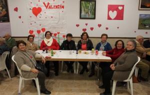 Velada San Valentín