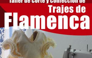 Taller de corte y confección de trajes de Flamenca