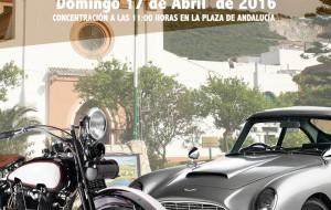 I Concentración de Coches y Motos Clásicas de San José del Valle.