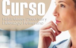 Curso de habilidades directivas y liderazgo femenino