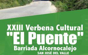 """XXIII Verbena Cultural """"El Puente"""""""