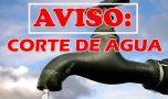 AVISO: Corte de Agua para el próximo Miércoles 9 de Noviembre
