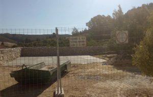 Comienzan las obras del Parque de la Iglesia Vieja.
