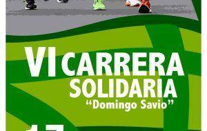 """Inscripciones para el VI Carrera Solidaria """"Domingo Savio"""""""