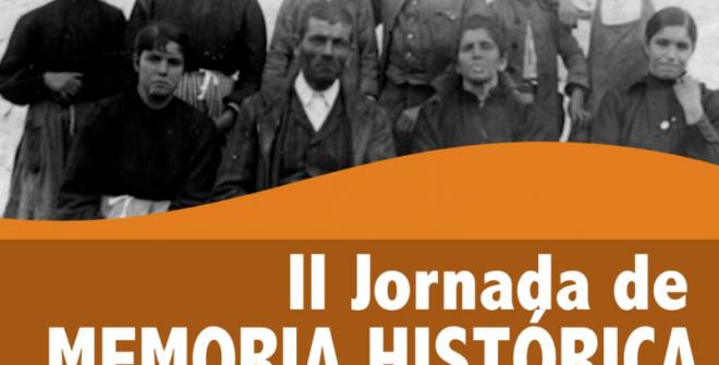 II Jornadas de Memoria Histórica en San José del Valle.