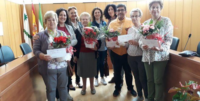 Entregado los premios del IV Concurso de Patios de nuestro pueblo.