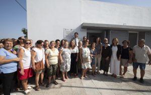 Inaugurado el nuevo Centro de Barrio de La Cuesta San Antonio.