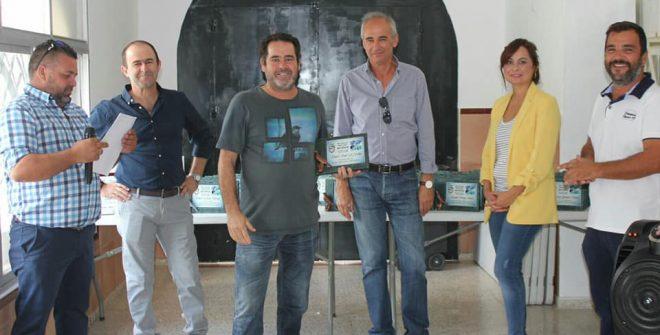 Entrega de premios de la VIII edición del Concurso Ornitológico.