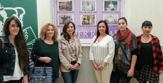 CONMEMORACIÓN DEL DÍA INTERNACIONAL DE MUJER RURAL EN NUESTRO PUEBLO.