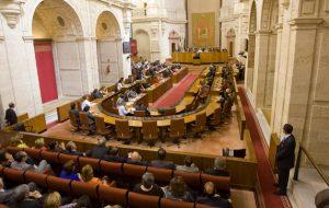LISTAS ELECTORALES AL PARLAMENTO DE ANDALUCIA 2  DICIEMBRE DE 2018