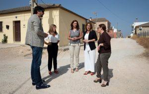 Aprobado el PLAN INVIERTE'18 de SAN JOSÉ DEL VALLE con 150.000 euros de inversión y ejecución de cuatro obras.