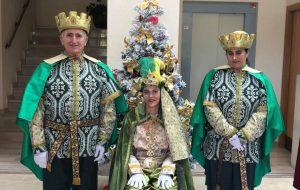 El Cartero Real visita nuestro pueblo