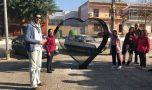San José del Valle cuenta ya con un CORAZÓN SOLIDARIO para la ayuda contra el cáncer.