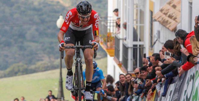 La Vuelta Ciclista Andalucía volverá a pasar por San José del Valle en próximo 20 de Febrero.