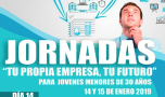 "JORNADAS ""TU PROPIA EMPRESA, TU FUTURO"""