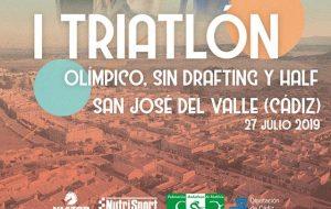 Cádiz acogerá la primera edición del Triatlón San José del Valle