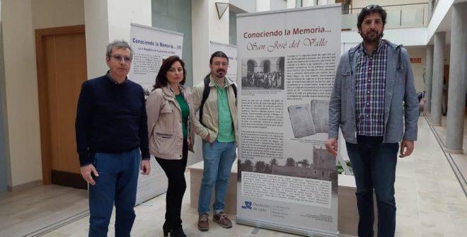 Concluye la SEMANA DE LA MEMORIA HISTÓRICA en nuestro pueblo.