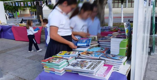 Culmina con éxito la Feria del Libro.