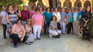 Nuestros Mayores  Activ@s visitan Sanlucar de Barrameda