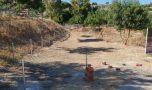 Comienza la construcción del Parque Canino.