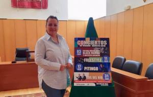 Presentado el CARTEL DE CONCIERTOS DEL VERANO 2019.