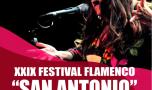 "XXIX Festival Flamenco ""San Antonio""."