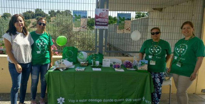 campaña preventiva contra el cáncer de piel.