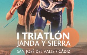Nuestro pueblo acoge la primera edición del Triatlón Janda y Sierra.