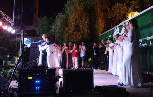 Gran éxito el Festival Flamenco del Emigrante.