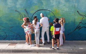 Inicio del proyecto de participación ciudadana «El Valle en Colores «