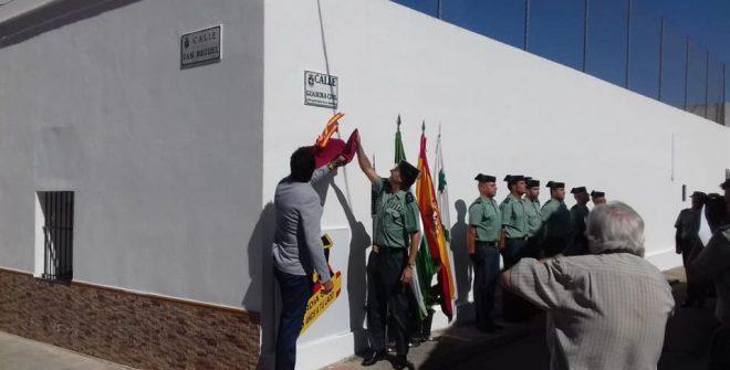 Conmemoración del 175° Aniversario de la Guardia Civil.
